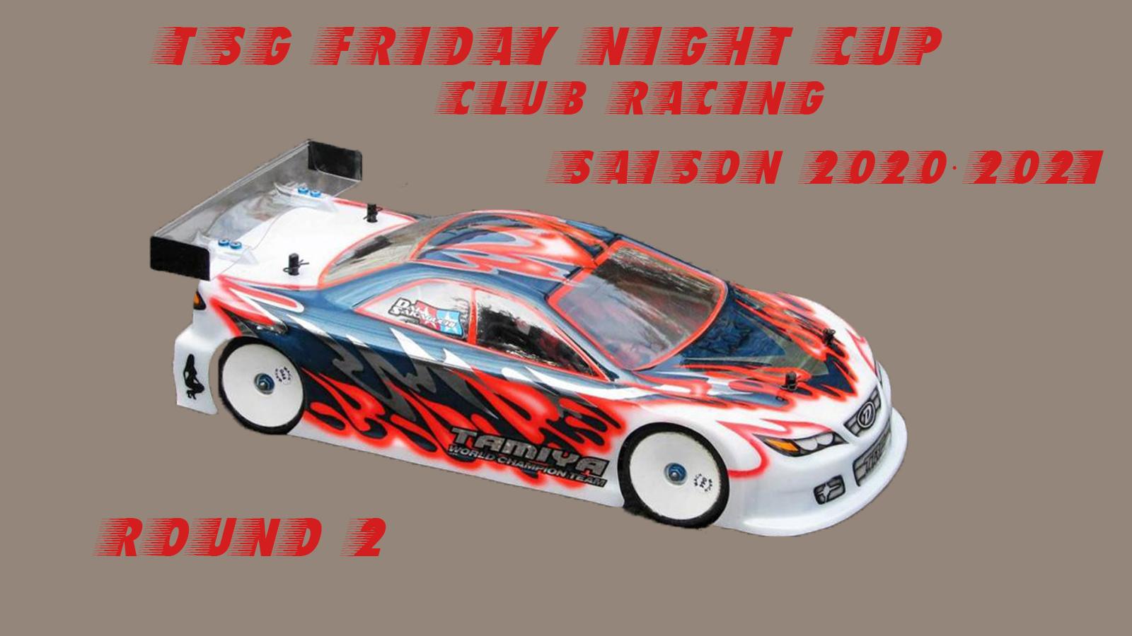Zweite Runde des TSG Friday Night Cup bereits am 30. Oktober 2020